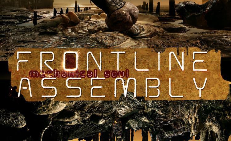 FRONT LINE ASSEMBLY annonce la sortie prochaine de Mechanical Soul