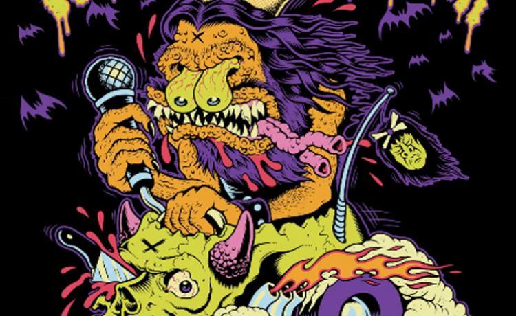 Rob Zombie célèbre le roi des monstres