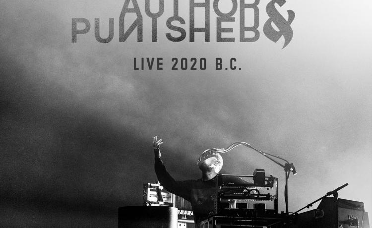 AUTHOR & PUNISHER a sorti un album live