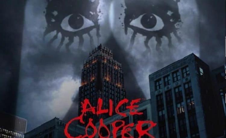 ALICE COOPER est de retour et rend hommage au VELVET UNDERGROUND
