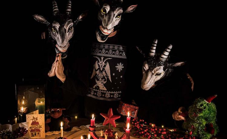 THE DEVIL & THE UNIVERSE nous souhaite un joyeux Noël avec SIEBEN