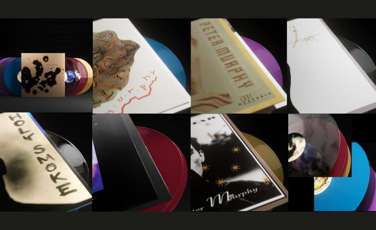 Une réédition intégrale et un album de raretés pour PETER MURPHY