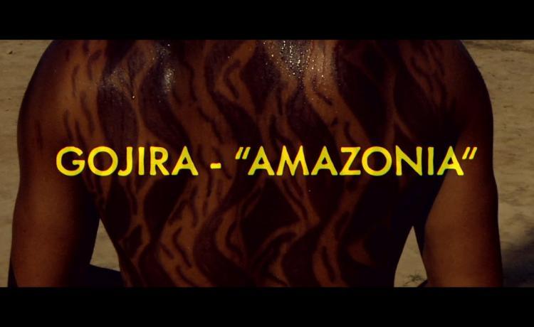 GOJIRA nous emmène en Amazonie