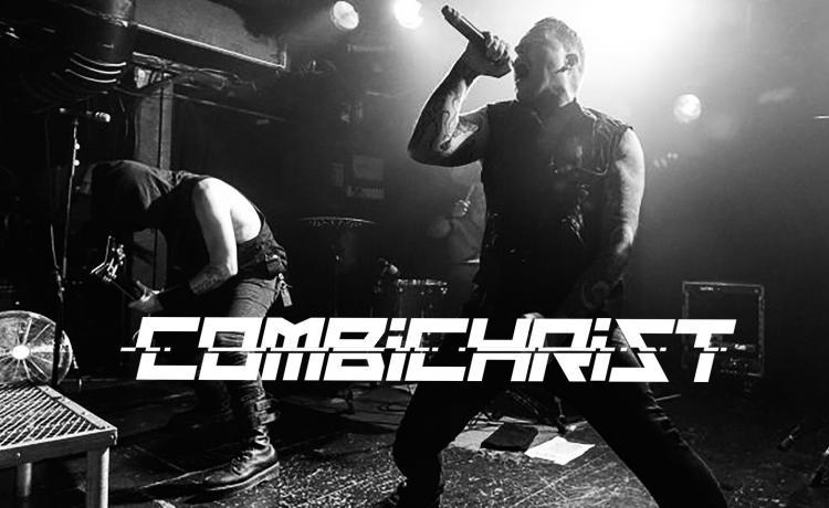 COMBICHRIST a sorti un clip pour son dernier single