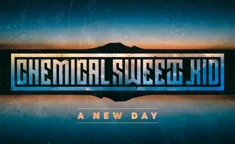 Un nouveau jour et un nouveau single pour CHEMICAL SWEET KID