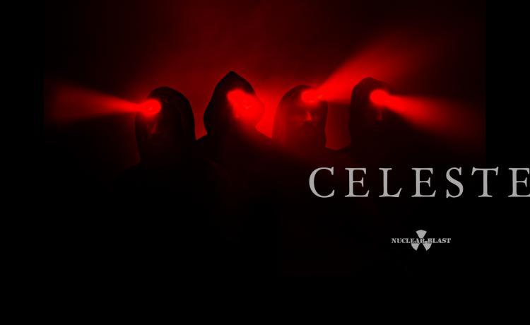 CELESTE fête sa signature chez Nuclear Blast en vidéo
