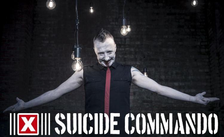 SUICIDE COMMANDO revient à Paris