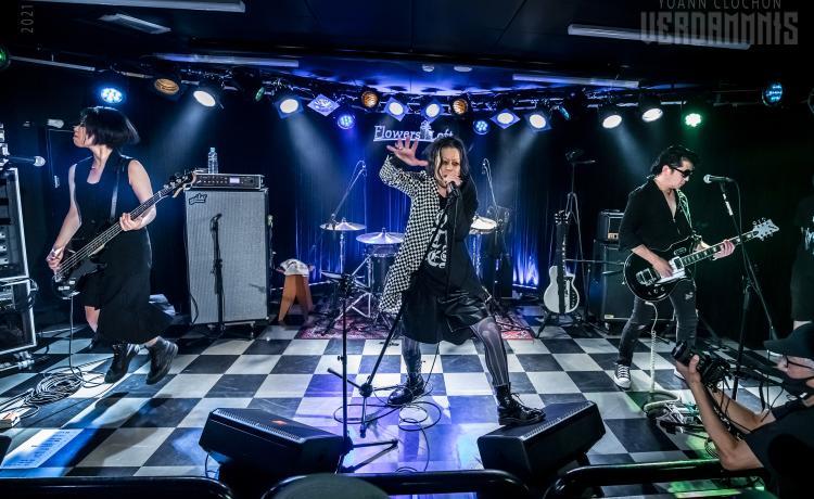 FAR-EAST PHALLUS KICKER @ Flowers Loft - Tokyo (07 août 2021)