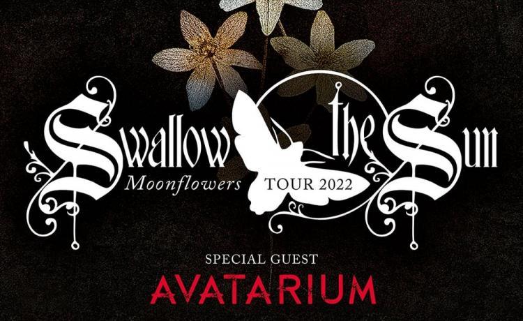 SWALLOW THE SUN annonce sa tournée européenne
