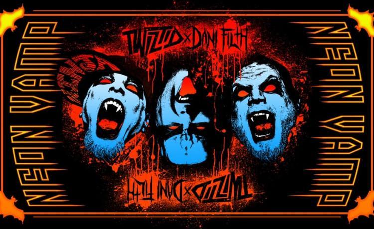 TWIZTID invite Dani Filth à raper sur son dernier single
