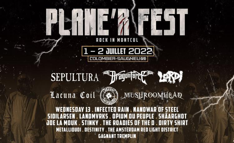 Le Plane'R Fest annonce sa prochaine édition