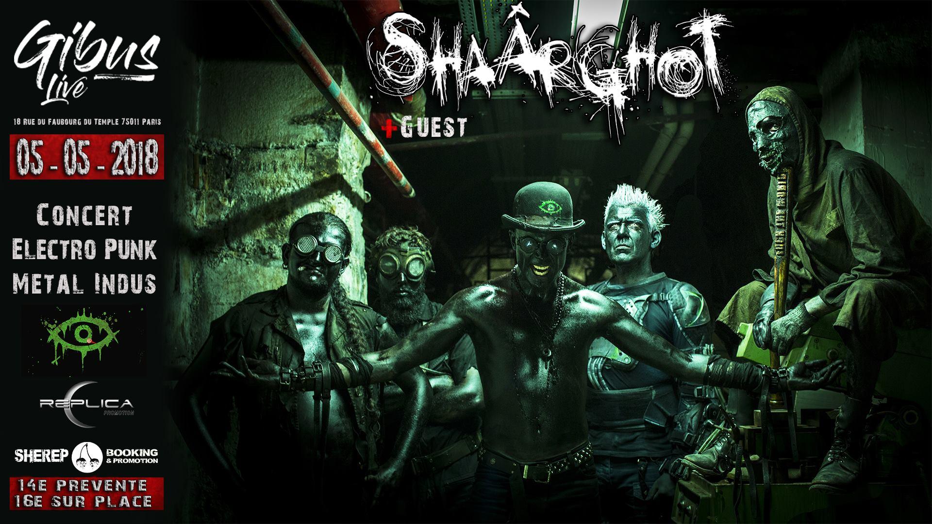 Shaarghot @ Paris