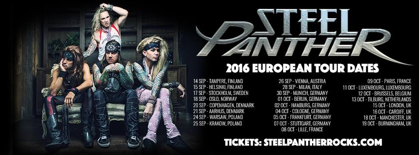 Consider, steel panther girl porn sorry